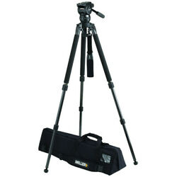 Miller Cx8 Fluid Head With Solo 75 2-stage Alloy Tripod System 3742