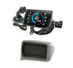 Edge Products Insight Cts3 Monitor And Dash Pod For 1999-2004 Ford F Series