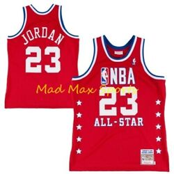 Michael Jordan Chicago Bulls All Star 1988-89 Throwback Mitchell And Ness Jersey