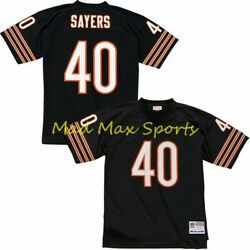 Gale Sayers Chicago Bears Home Mitchell And Ness Throwback Legacy Jersey S-xxl