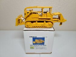 Caterpillar Cat D9g W/ Push Blade And Rounded Rops - Emd 150 Scale N142 New