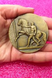 Russian Empire Renaissance -300 Years Of German Traditions / Nude Boy Medal