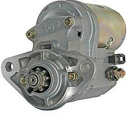 New Starter Fits Ford Ag And Ind Tractors Farm 1300 1979-82 Sba185086180 280006350