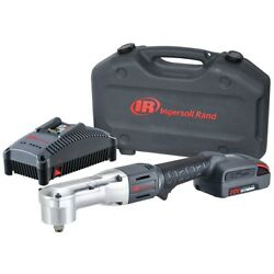 1/2 In. 20v Cordless Right Angle Impact With Charger And 1 Bl2010 20v Li-ion B