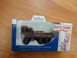 Lledo Days Gone Classic S4 Sentinel Dropside With Load And039whitbreadand039 Ref Dg101002