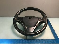13 2013 Hyundai Genesis Coupe Steering Wheel W/ Control Switch Oem E