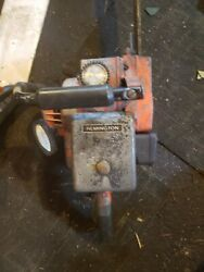 Remington Chainsaw Sl11 For Parts Or Repair