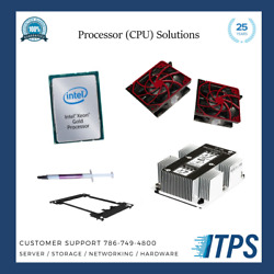 Hpe 826854-b21 Cpu Kit Proliant Dl380 Intel Xeon-gold 5118 With 3 Year Warranty