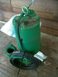 Myers Submersible Waste Water Pump Whr-10-23 1hp 2.5 Discharge New