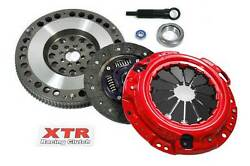 Xtr Stage 1 Clutch Kit+flywheel For 1985-87 Toyota Corolla Gts 1.6l Ae86 4age