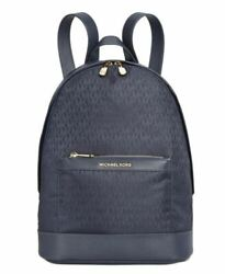 Nylon Backpack Admiral Navy Color New