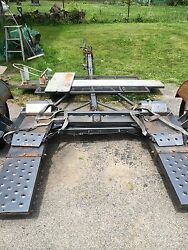 Car And Bike Motrcycle Tow Dolly And Cycle Ramps Custom Made Heavy Duty