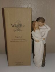 Willow Tree Together Collectible Figurine By Susan Lordi 26032 New With Box