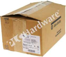 New Allen Bradley 2711-b6c2 Series C Panelview 600 Color Touch And Key Dh-485