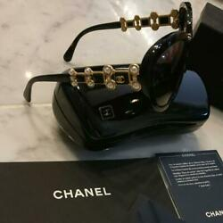 Chanel Higher Rank Sunglasses With Receipt