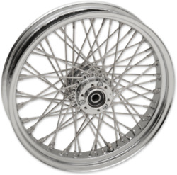 Indian Chief Roadmaster And Springfield Front Wheel 60 Spoke 18x3.5 Ind 18 X 3