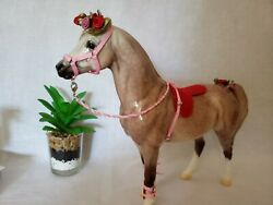 BreyerFest Sierra Rose Glossy Proud Arabian 2018 Special Run LE Come With Tack
