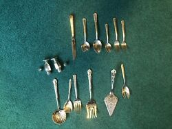 Silverware Set - 12 Andnbsp Holmes And Edwards60 Yrs Old Is Deedpsilver Box