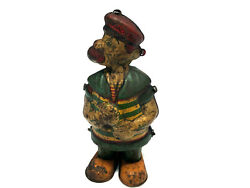 J Chein Barnacle Bill, Wind-up Toy, Vintage 1930's