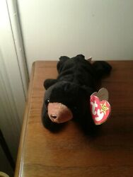 Ty Blackie Beanie Baby Rare Collectors Waterlooville Mint