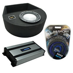 Replacement Spare Tire Well Harmony Ha-a102 Single 10 Sub Box Ha-a800.1