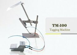 Automatic Tagging Machinetm-100 3 For Socks Carpet Towelsclothing And More