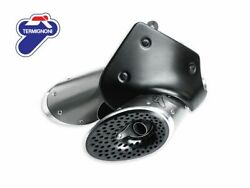 Termignoni Pair Steel Exhaust Silencers Ducati Xdiavel 1260 / S 19-20 96480932a