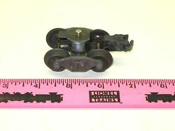 Lionel Parts Pt-1 Truck With Base Plate And Coupler