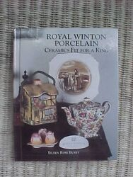 Royal Winton Porcelain, Ceramics Fit For A King By Busby 1998 Value Id