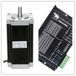Wantai Stepper Motor 3n=425oz 112mm Lengthmatching Driver Dq542ma 4.2a 12-50v