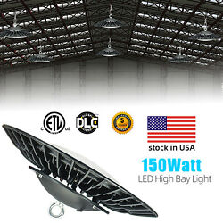 LED UFO High Bay Lights 100W 200W 150W Coollight for Shopping Mall Stadium Hall