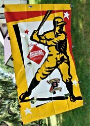 """Pittsburgh Pirates 1994 All-star Game """"angels In The Outfield"""" Stadium Banner"""