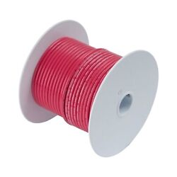 Ancor 8 Awg 8mm 250ft. Tinned Copper Wire Red