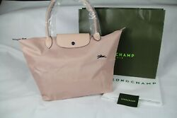 New Longchamp Le Pliage Club Tote Bag L Hawthorn 1899 Made In France