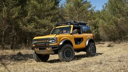 2021 Ford Bronco In Woods Poster   24 X 36 Inch   Awesome