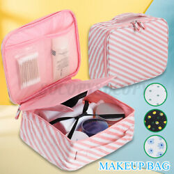 Women Multifunction Travel Pouch Toiletry Organizer Cosmetic Bag Makeup  2 $8.98