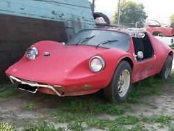 1962 Invader Gt Kit Car, Complete Rolling Body With Clean Ca. Title In My Name