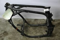 Kawasaki Gpx 750 Zx750f Bj 1989 - Frame With Papers N79d