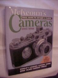 Mckeown's Price Guide To Antique And Classic Cameras 10th Value And Id 1996