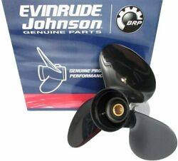 14 X 17 Pitch Prop For 90-115 Hp 4-stroke Suzuki Johnson Brp Outboards