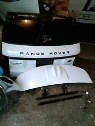 Rear Lift Gate Trunk Lid Assembly Tailgate Oem Range Rover Evoque 2012-19