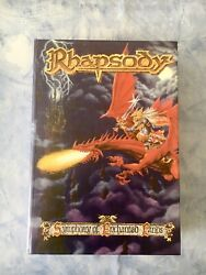 Rhapsody Of Fire Symphony Of Enchanted Lands Collector Edition. Extremely Rare.
