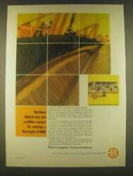 1963 Burroughs Corporation B 5000 Computer Ad - Northern Natural Gas