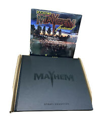 Mayhem Festival Tour New Hard Cover Book 2008-2013 Limited Edition