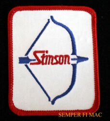 Stinson Aircraft Company Logo Hat Patch Us Pin Up L1 L3 L5 At19 108 Wing Gift