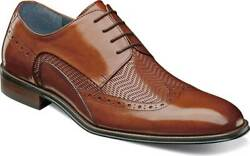 Menand039s Stacy Adams Maguire Wing Tip Oxford