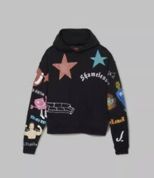 Cpfm Cactus Plant Flea Market X Marc Jacobs Tattoo Hoodie Sold Out Size Large