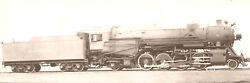7dd691 Rp 1930s Crr Of Nj Central Railroad New Jersey Engine 860