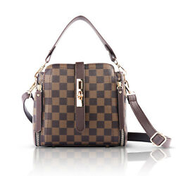 Fashion Crossbody Bag for Women Small Top handle Handbags Shoulder Satchel Purse $14.39
