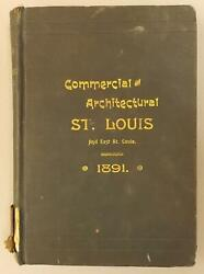 Commercial and Architectural St. Louis and East St. Louis $175.00